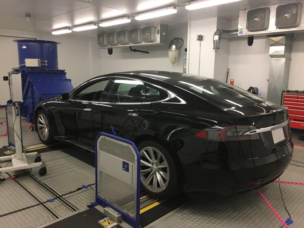 AAA EV Range Testing